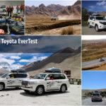 Экспедиция Toyota EverTest. Эверест - наш!
