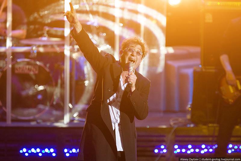 Григорий Лепс, концерт в Крокус Сити Холл