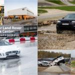Jaguar Land Rover Brand Experience Center: первый и единственный в своем роде