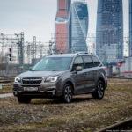Subaru Forester 2018: универсальный лесник
