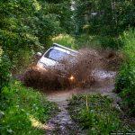 Нива как предчувствие. Два дня с Chevrolet Niva в лесах и болотах Ивановской области.