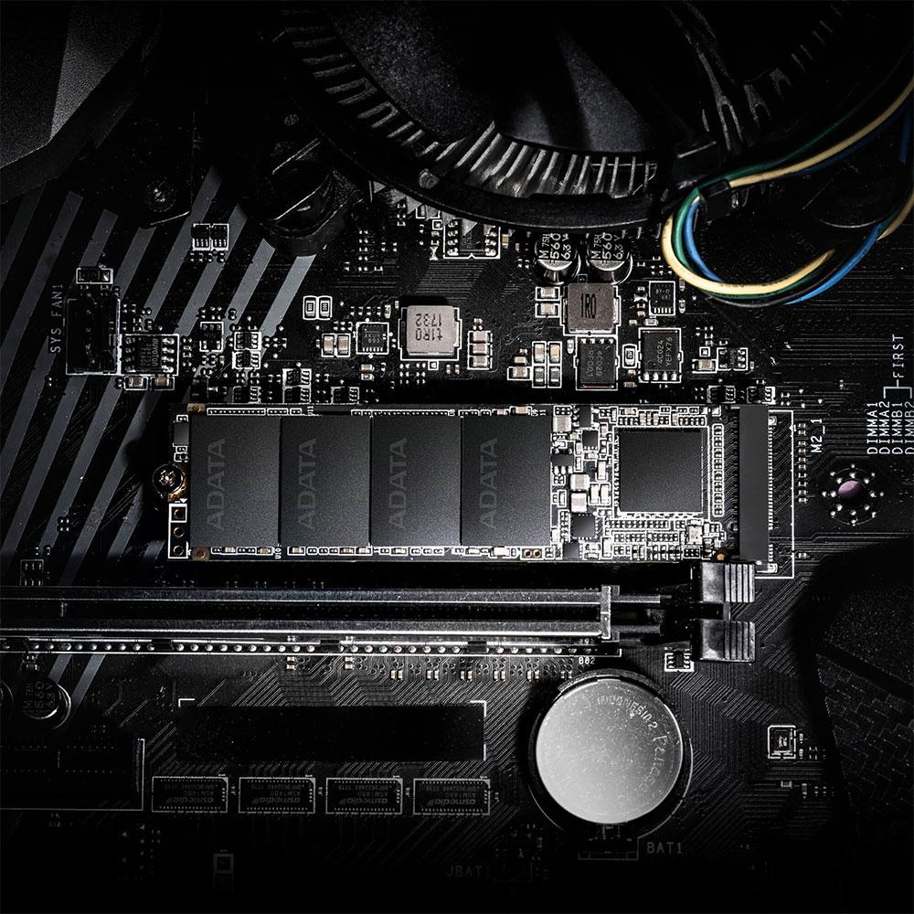 ssd drive Adata jpg sx6000Pro PCIe Gen3x4 M.2 2280 диск адата