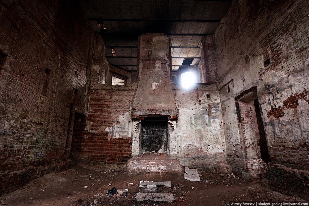 Муромцево замок графа храповицкого фото владимирская область как выглядит сейчас развалины состояние интерьер каминный зал