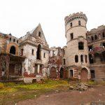 Замок Храповицкого в Муромцево: кусочек Франции во Владимирских лесах