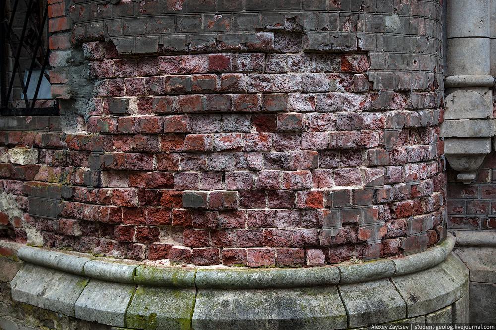 Муромцево замок графа храповицкого фото владимирская область как выглядит сейчас развалины состояние интерьер церковь Святой мученицы царицы Александры