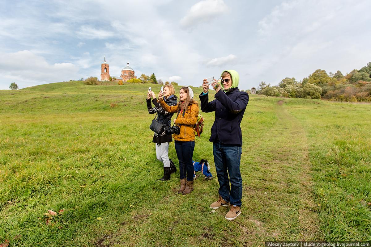 Никола ленивец фото путешествие бобур калужская область поездка достопримечательности
